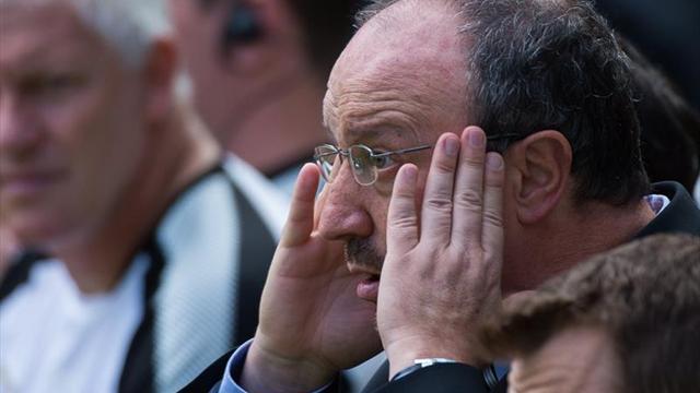 El Newcastle de Benítez suma su tercer triunfo consecutivo y se coloca cuarto