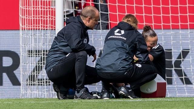 Leichte Entwarnung bei DFB-Torhüterin Schult