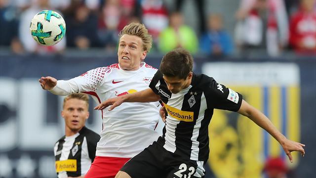 Leipzig sahasında 2 puan bıraktı
