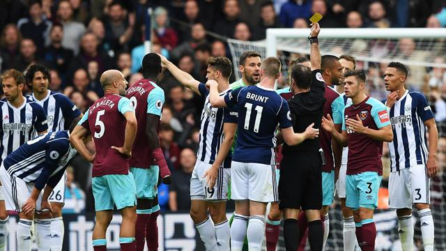 Foster fortunate as West Brom draw with West Ham