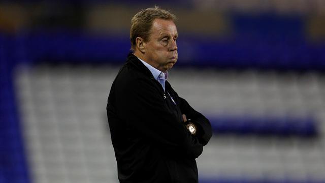 Harry Redknapp sacked by Birmingham City