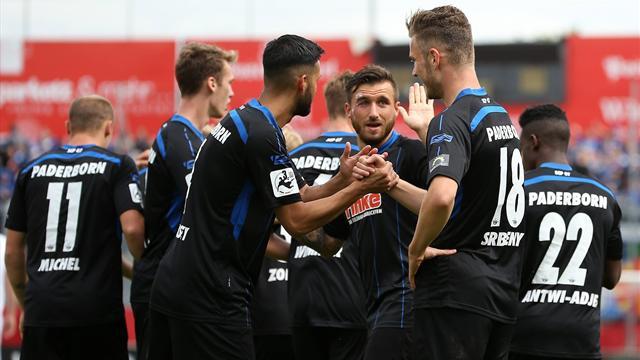 Paderborn gewinnt, Fortuna Köln patzt, Skandaltor in Jena