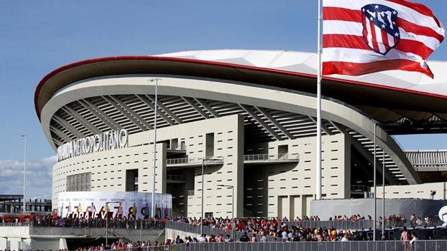 Al Wanda Metropolitano por la 'línea Griezmann'