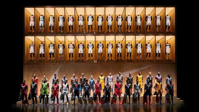 """La NBA y Nike llevan la revolución a las canchas con los uniformes """"conectados"""""""