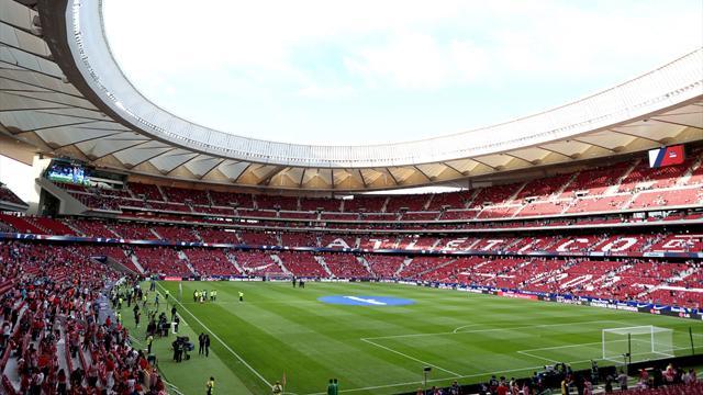 LaLiga, en directo: Sigue el Atlético-Málaga en el estreno del Wanda Metropolitano