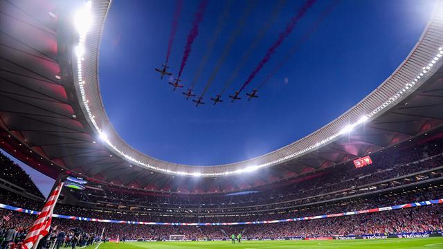 Griezmann fa gioire il Wanda Metropolitano: l'Atletico Madrid stende 1-0 il Malaga