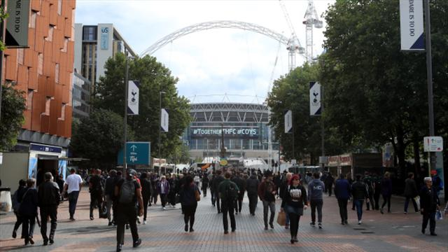Mauricio Pochettino sees Spurs held at Wembley but vows: 'I'm not worried'