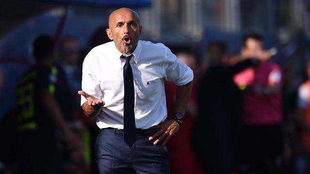 """Spalletti: """"L'Inter non è ancora una grande squadra ma ha la testa per diventarlo"""""""