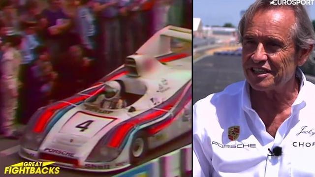 """""""Great Fightbacks"""": la grande impresa di Jacky Ickx alla Le Mans del 1977"""