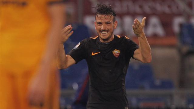 """Florenzi: """"Contento del ritorno, disposto a giocare ovunque"""", Di Francesco: """"Me lo tengo stretto"""""""