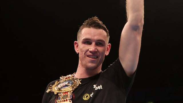 Callum Smith claims hard-fought victory in World Boxing Super Series