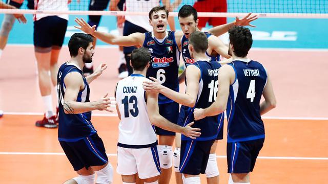Grand Champions Cup: Italia monumentale! Sconfitti gli USA, si sale sul podio e si sogna il trofeo
