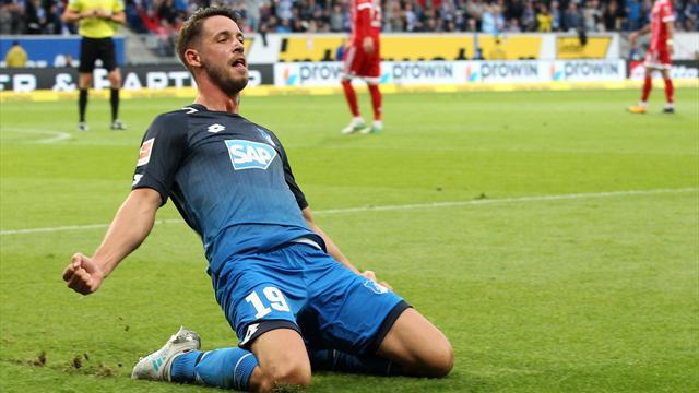Player to watch: Schießt sich Hoffenheims Uth weiter zu Jogi?