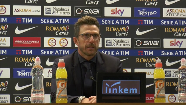 """Di Francesco: """"Sono felicissimo per Florenzi, era il momento giusto per lui"""""""