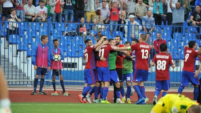 «Ростов» проиграл «СКА-Хабаровску»