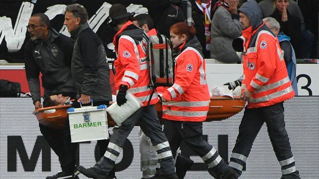 Foul des Tages: Koen Casteels (VfL Wolfsburg)