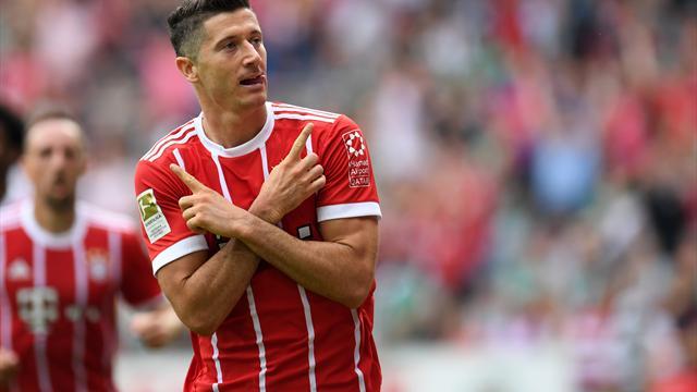 Spieler des Tages: Robert Lewandowski (Bayern München)