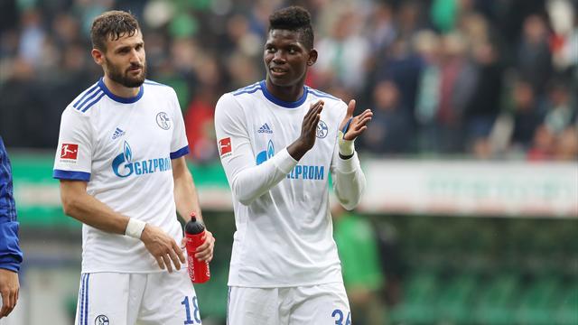 Rückkehrer des Tages: Breel Embolo (Schalke 04)