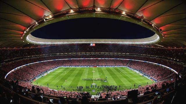La UEFA castiga al Atlético con la clausura parcial del Metropolitano por los incidentes de Lyon