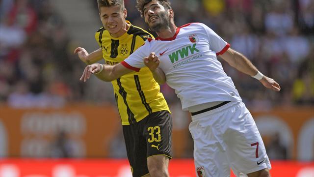 Nationalspieler Weigl zurück im BVB-Kader