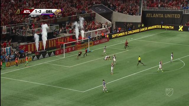 Atlantas Stürmer Martinez verzaubert Fans mit Hattrick