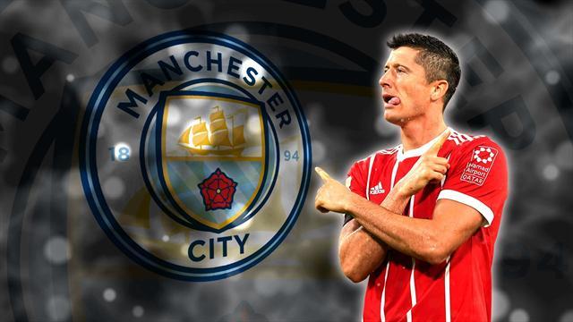 Euro Papers: Man City set to hijack Lewandowski's Real Madrid move
