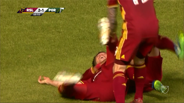 Vídeo MLS: Savarino logró el golazo de la jornada para el Real Salt Lake