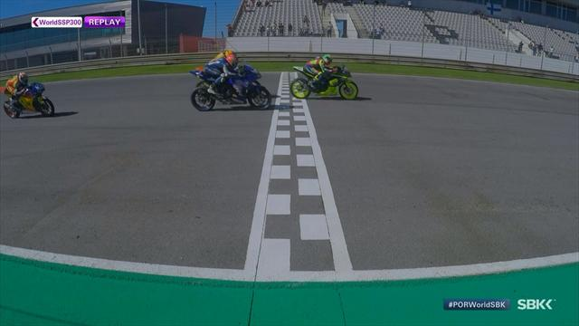 Ana Carrasco hace historia, primera mujer en ganar una carrera de un Mundial de motociclismo
