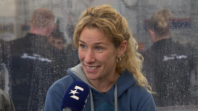 'Massively inspiring': Jenny Tinmouth on Carrasco win
