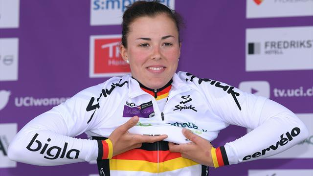 Rad-WM: Bronze für deutsches Cervelo-Team - Titel an Sunweb