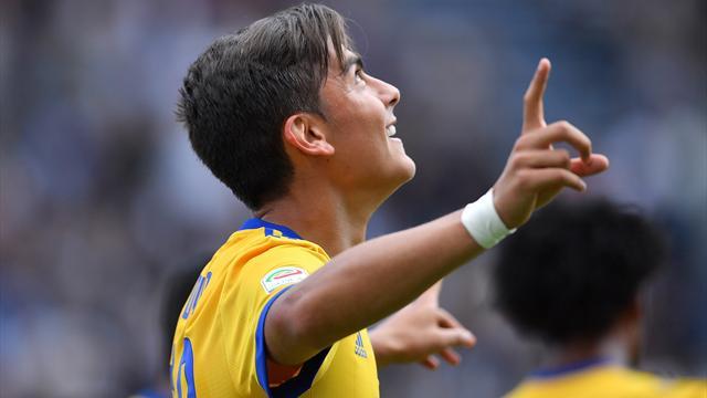 Dreierpack von Dybala: Juventus zurück in der Erfolgsspur