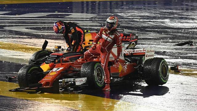Verstappen accuse Vettel