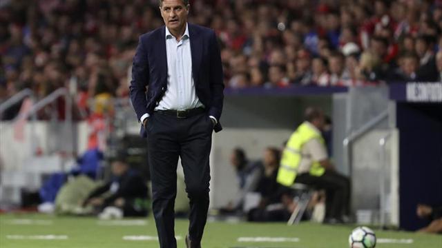 El Málaga preparó en la ciudad deportiva del Real Madrid su cita de Mestalla