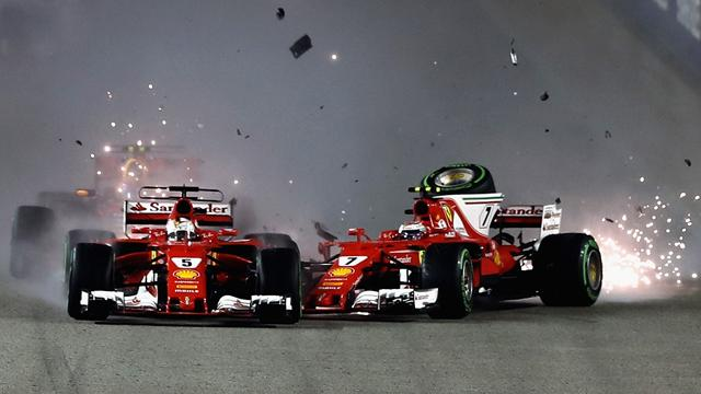 Singapore Start Crash F1 Fans Have Their Say Singapore