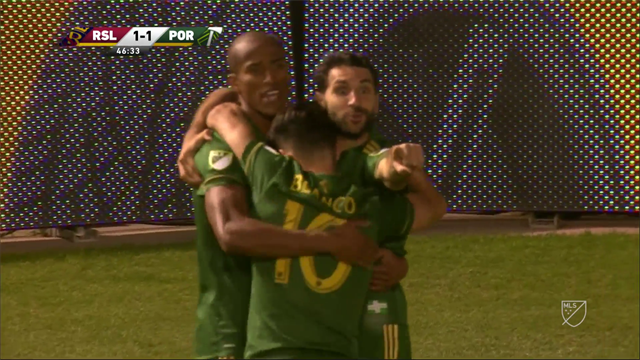 8e match consécutif avec un but, Valeri écrit l'histoire de la MLS