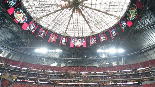 Матч МЛС «Атланта»— «Орландо» побил рекорд посещаемости, установленный в давно минувшем 1996г