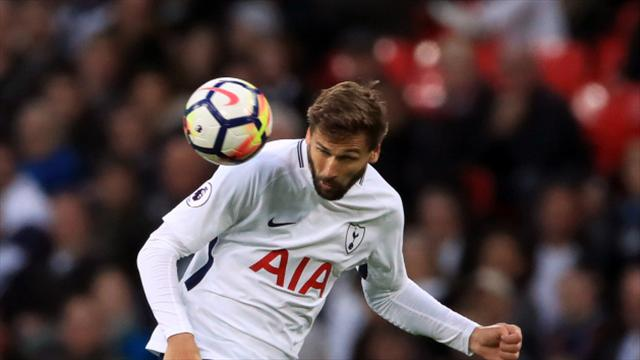 Fernando Llorente does not think Tottenham's Wembley frustration will continue