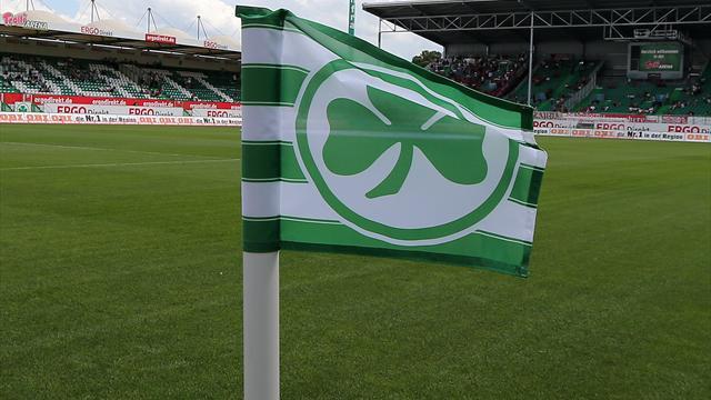 Perfekter Buric-Einstand: Fürth stoppt Düsseldorf