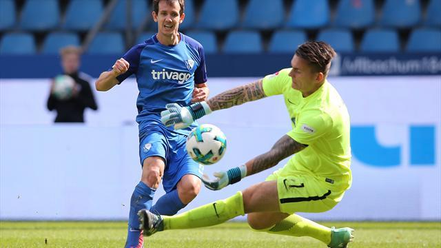2. Liga: Heidenheim verhindert Absturz auf Abstiegsrang