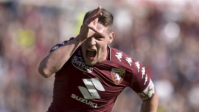 """Belotti-Torino rinnovo a un passo ma la clausola da 100 milioni resta, Maldini """"Napoli da scudetto"""""""