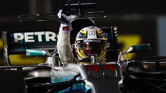 Nach Ferrari-Debakel: Hamilton siegt in Singapur und baut Vorsprung auf Vettel aus