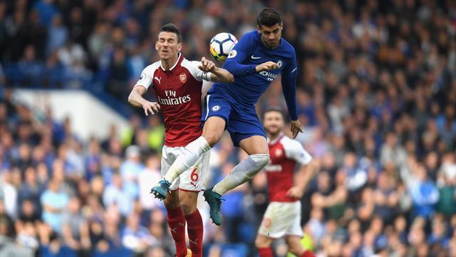Les Gunners freinent Chelsea