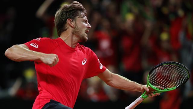 Cilic-Mannarino y Goffin-Schwartzman, en las semifinales del ATP de Tokio