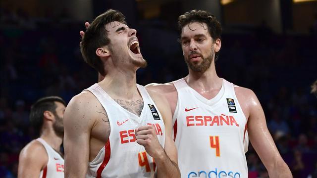 Le bronze pour l'Espagne