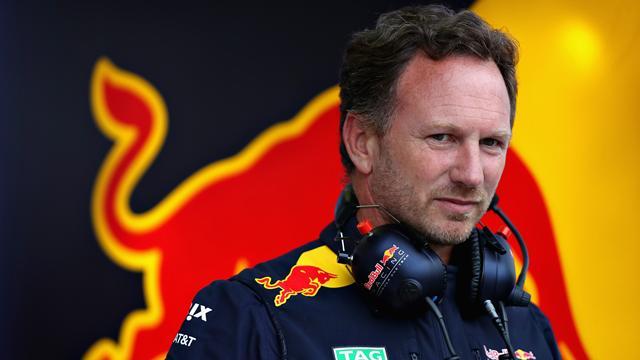 Horner dénonce l'agressivité de Vettel et Räikkönen