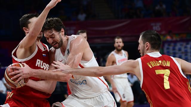 Basketball-EM: Spanien sichert sich die Bronzemedaille