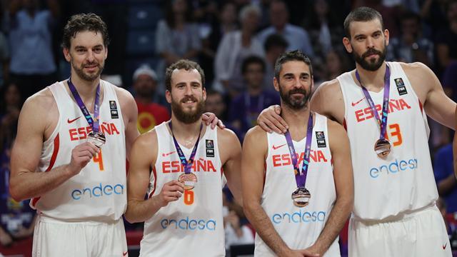 Eurobasket 2017, España-Rusia: Un emocionado bronce por Navarro (93-85)