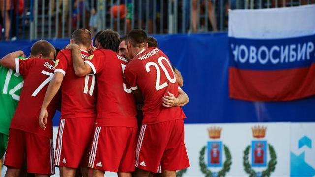 Сборная России выиграла в Суперфинале Евролиги