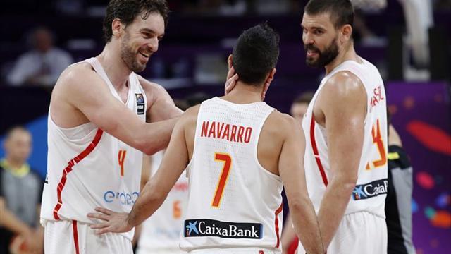 """Navarro: """"Ya está, hasta aquí hemos llegado y me voy con otra medalla"""""""