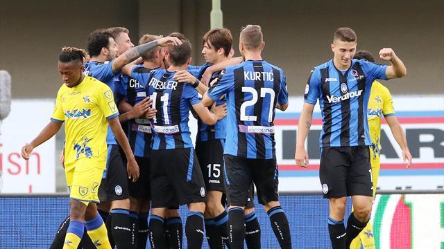 Serie A: Atalanta-Chievo 1-0, le pagelle